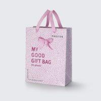 Procos : un shopping bag zéro plastique pointé