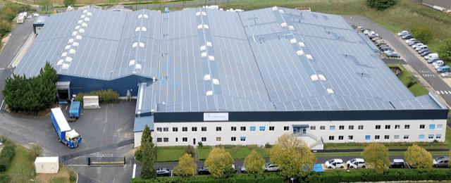 Entreprise climatiquement neutre : l'engagement de Van Genechten Packaging à Angoulême