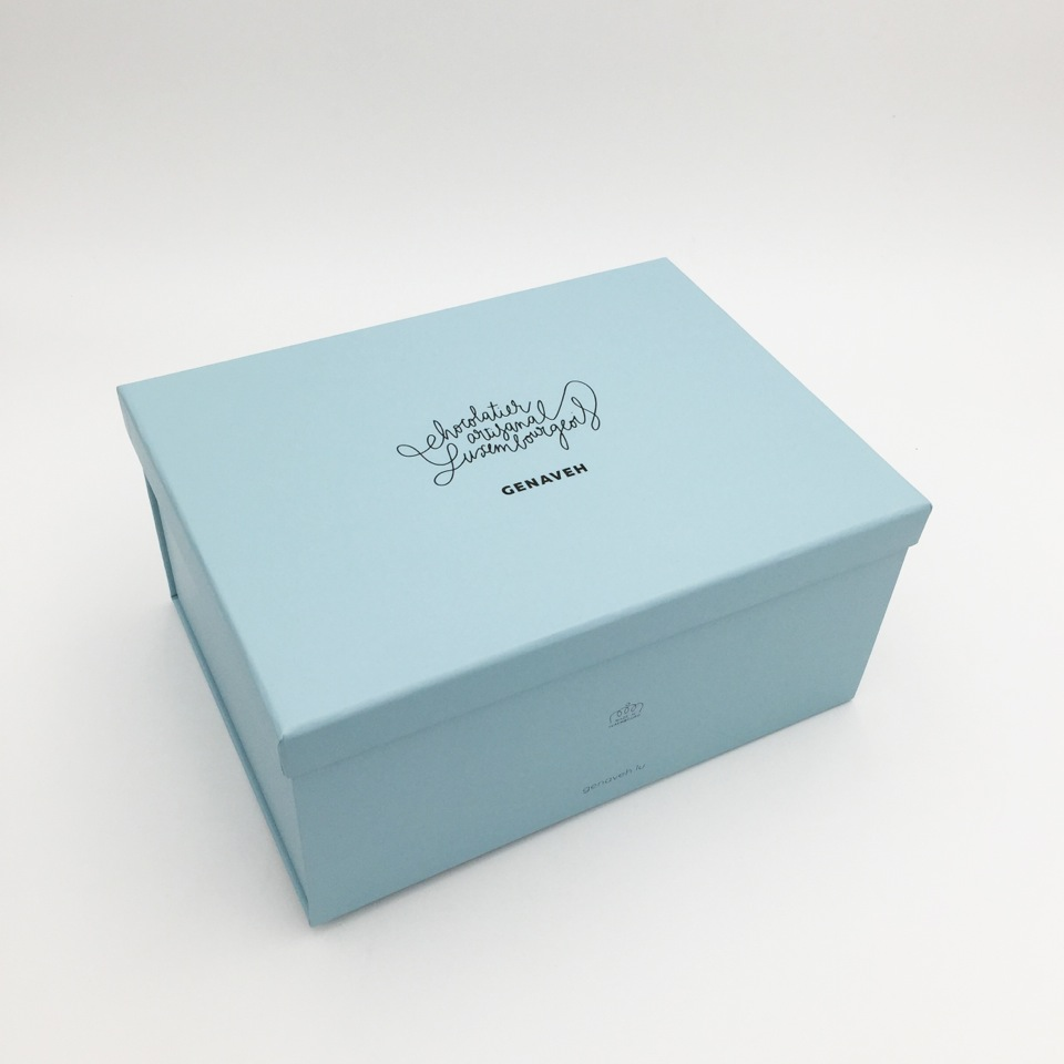Century Box ou comment remettre le luxe à plat…
