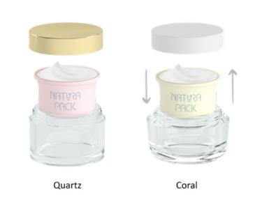 Quand durabilité rime avec refill : la collection de pots et de roll-on Natura Pack