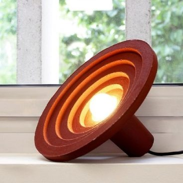 lampe-design-brique-recyclee
