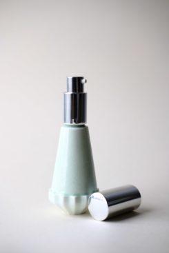 Plissé - Flacon durable en porcelaine ©Manon Picot Céramiste Designer (2)